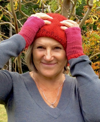 Denman Island Craft Fair artist Basia Pryl